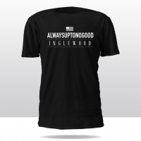 A.U.T.N.G CITY ANTHEM TEE (black/white)