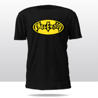 BATWOOD COMIC TEE (black/yellow)