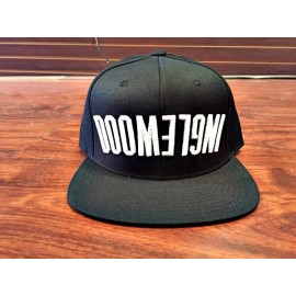 DOOMLIFE SNAPBACK (black/white)