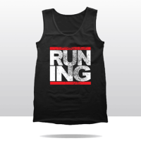 RUN-INGLEWOOD CITY TANK TOP (black)