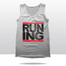 RUN-INGLEWOOD CITY TANK TOP (white)