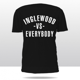 INGLEWOOD Vs EVERYBODY TEE (black)