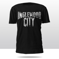 CITY WASHED TEE (blk/white)